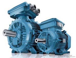 ABB DC HIgh Efficiency Motor M3BP
