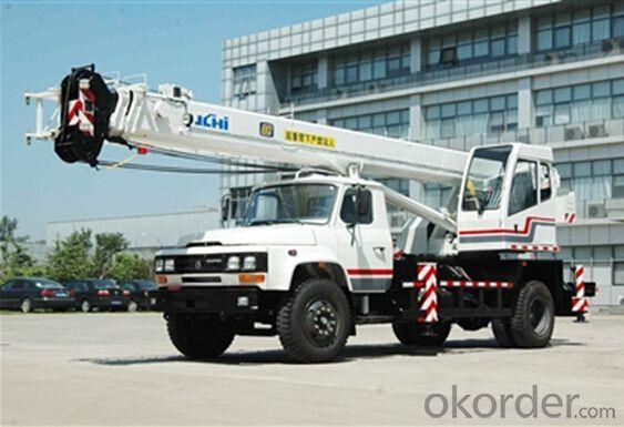 QY12D Truck Crane