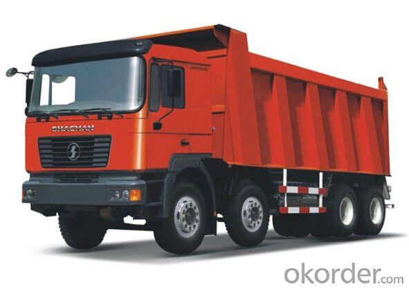 SHACMAN Dump Truck Model SX3314DR366/8x4