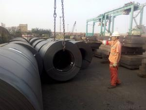Hot Rolled  Steel Coils-Hot Selling