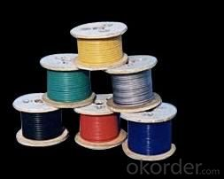 PVC COATING STEEL WIRE ROPE