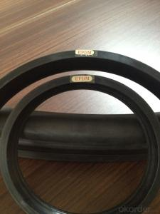 Gasket ISO4633 EPDM NBR Rubber Ring DN100-DN1200