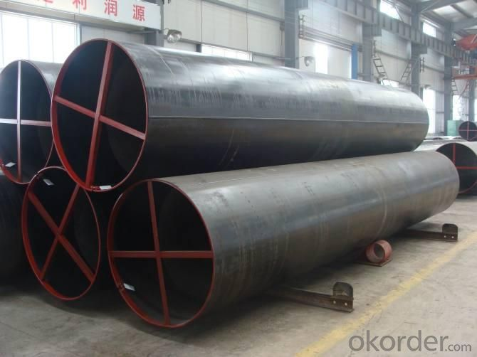 API PSL2 LSAW STEEL PIPE