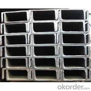 steel channel steel for exporting