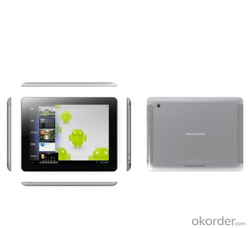 Rockchip Rk3066 Dual Core Android Tablet PC (MID)
