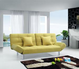 Fabric three kinds of sofabed Model styles