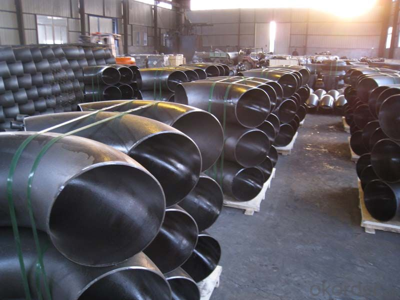 Carbon steel pipe fittings BEND 1/2''-42''