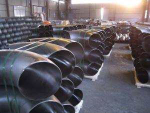 Carbon steel pipe fittings ELBOW FLANGE TEE