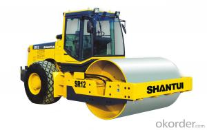 Road Roller (SR12-5) with Operation Weight of 12T