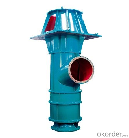 Vertical Mixed Flow Pump LX/LB/LT/LK Series