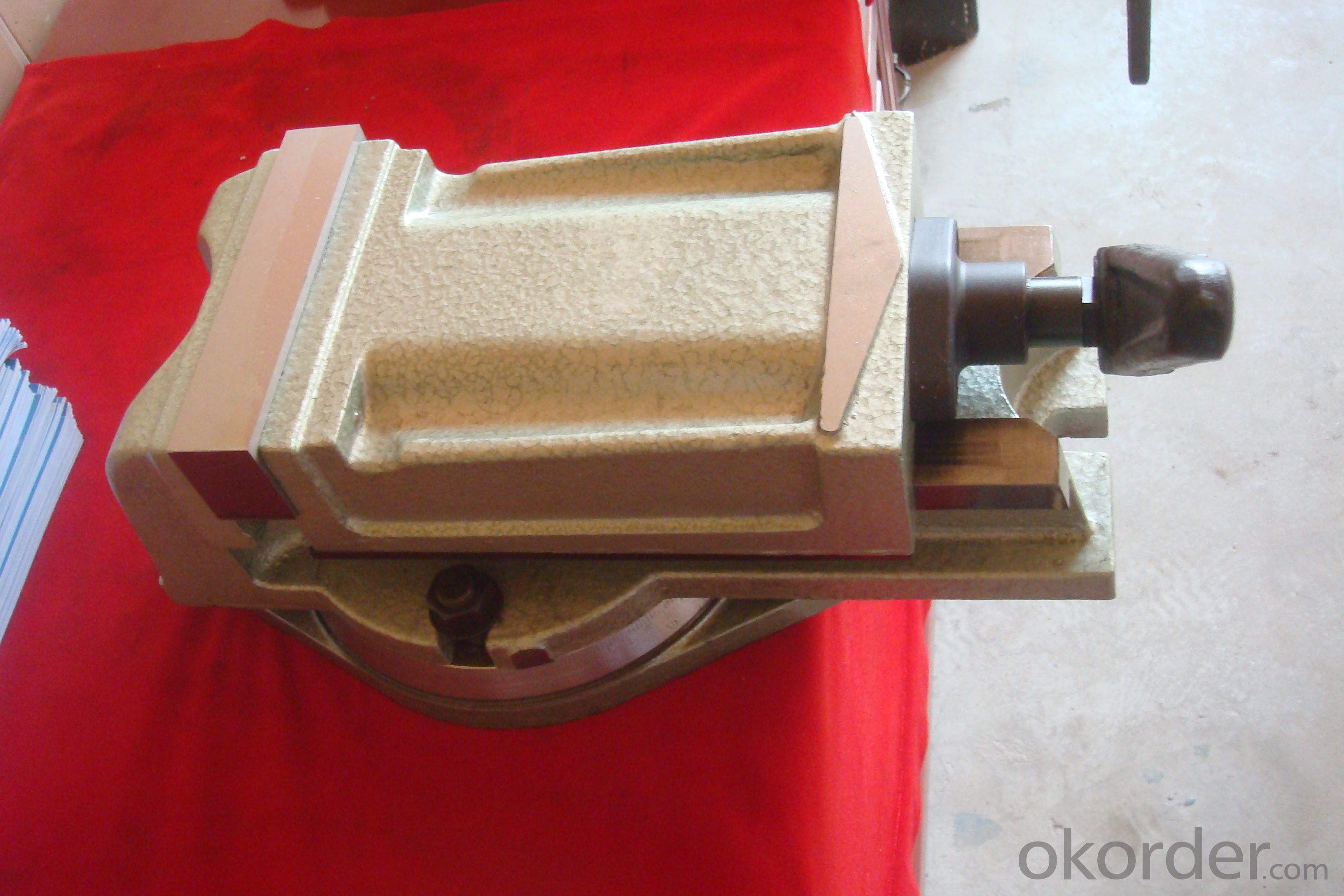 Q12(QH)200 MILLING MACHINE VICE