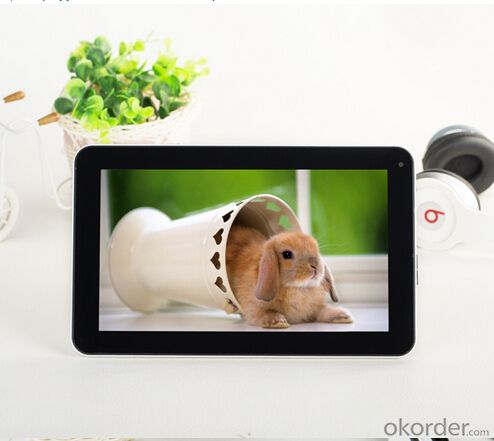 Tablet PC 9 Inch 512m/4G Android 4.2 with WiFi
