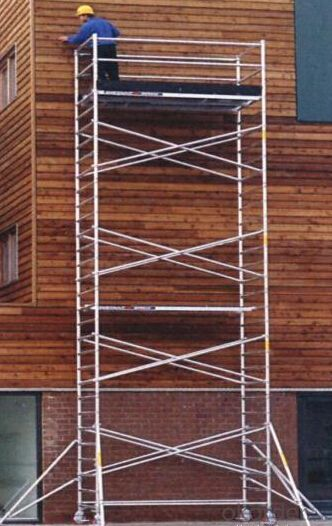 Scaffolding tower System for Construction