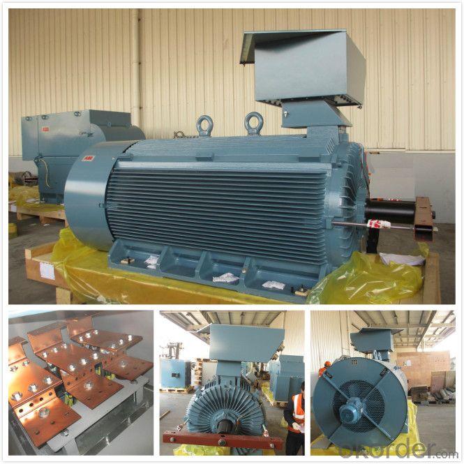 ABB DC HIgh Efficiency Motor HXR400