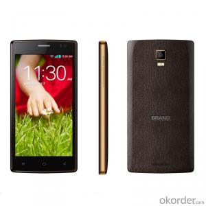 IPS Display 5-Inch  Fwvga Smartphone with Android 4.4 OS