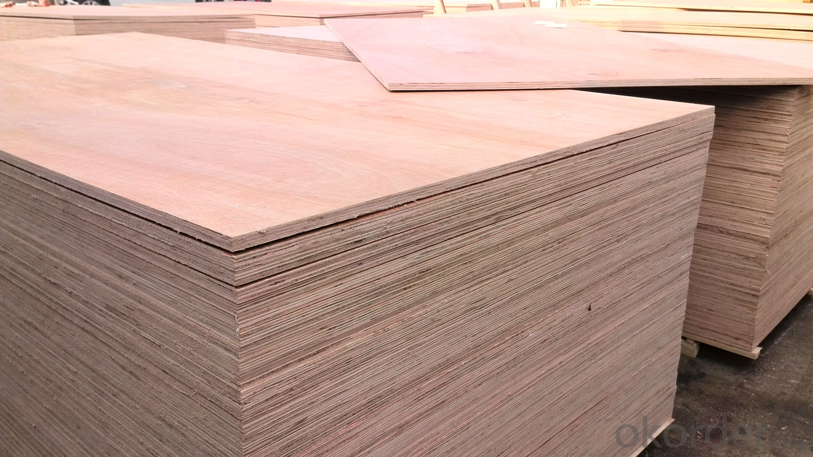Buy pla pa wood veneer face plywood thin board price size