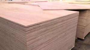 PLA&PA  Wood Veneer Face Plywood Thin Board