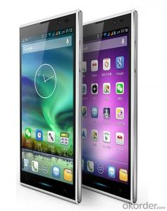 Ultra Thin V3 Smart Mobile Phone with Mt6582 Quad Core 1.3GHz
