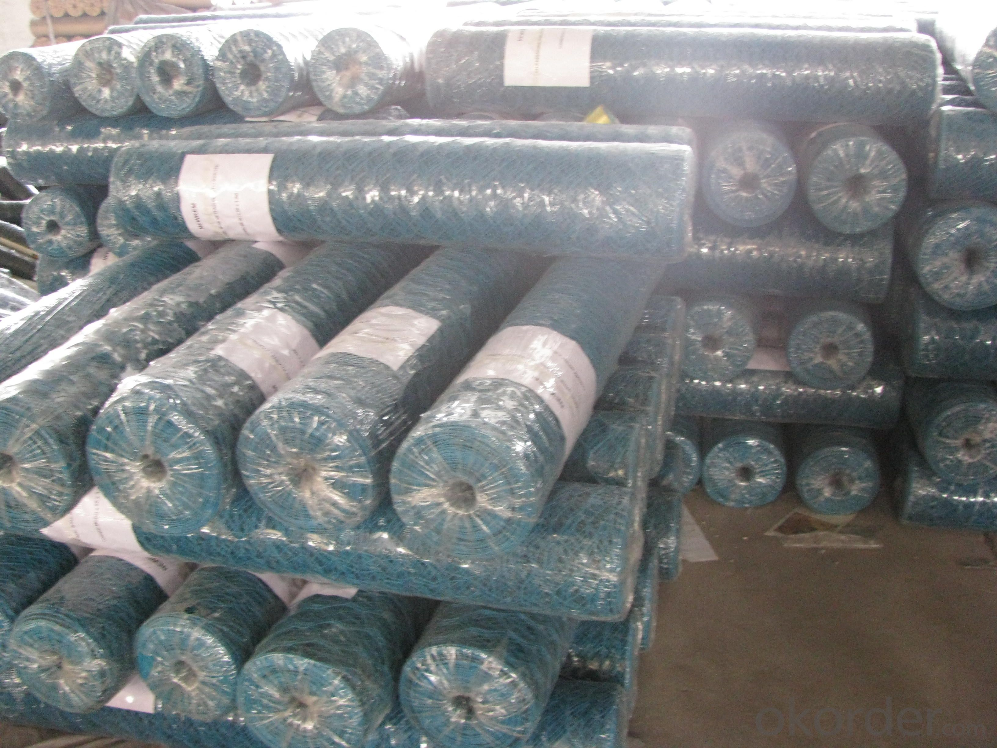 Mesh Green Vinyl Coated Hardware Cloth with Differnent Gauges