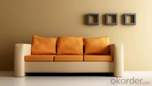 New Product Modern leather living room sofa set furniture