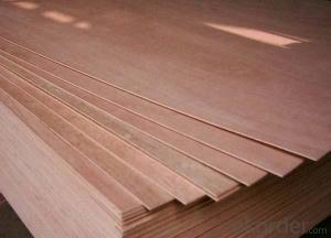 Full Okoume Wood Veneer Face and Core  Plywood Board