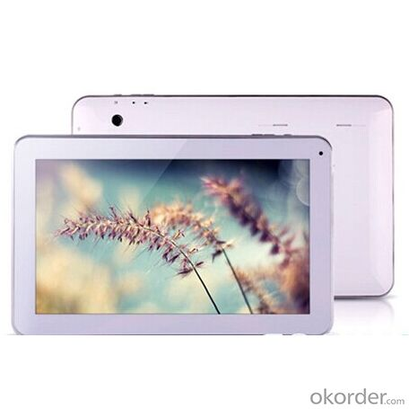 Touch Screen Dual Core Android 4.2 3G Mobile Phone Call Function Tablet PC