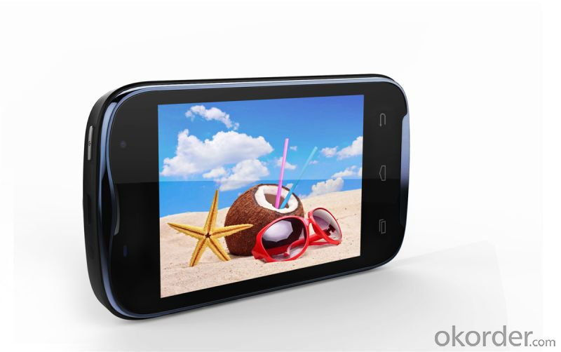 """Best 3.5"""" 3G WCDMA+GSM Dual Core Android Mobile Phone"""