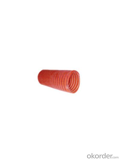 PVC Korean Sand Suction, Sand  Blasting Pipe 127mm