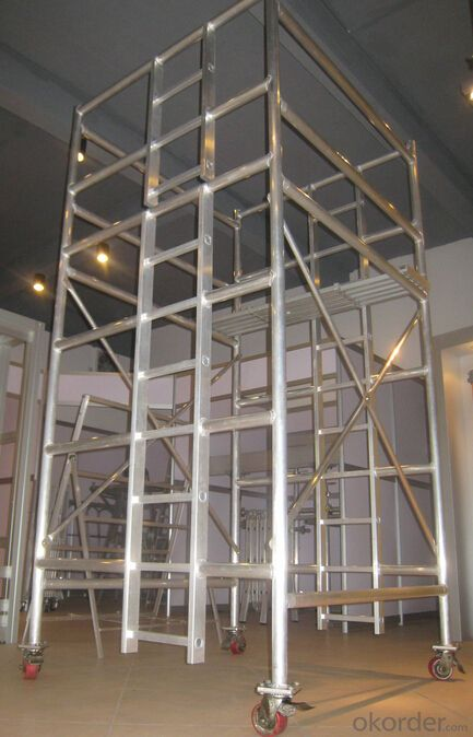 Construction Scaffolding Tower System