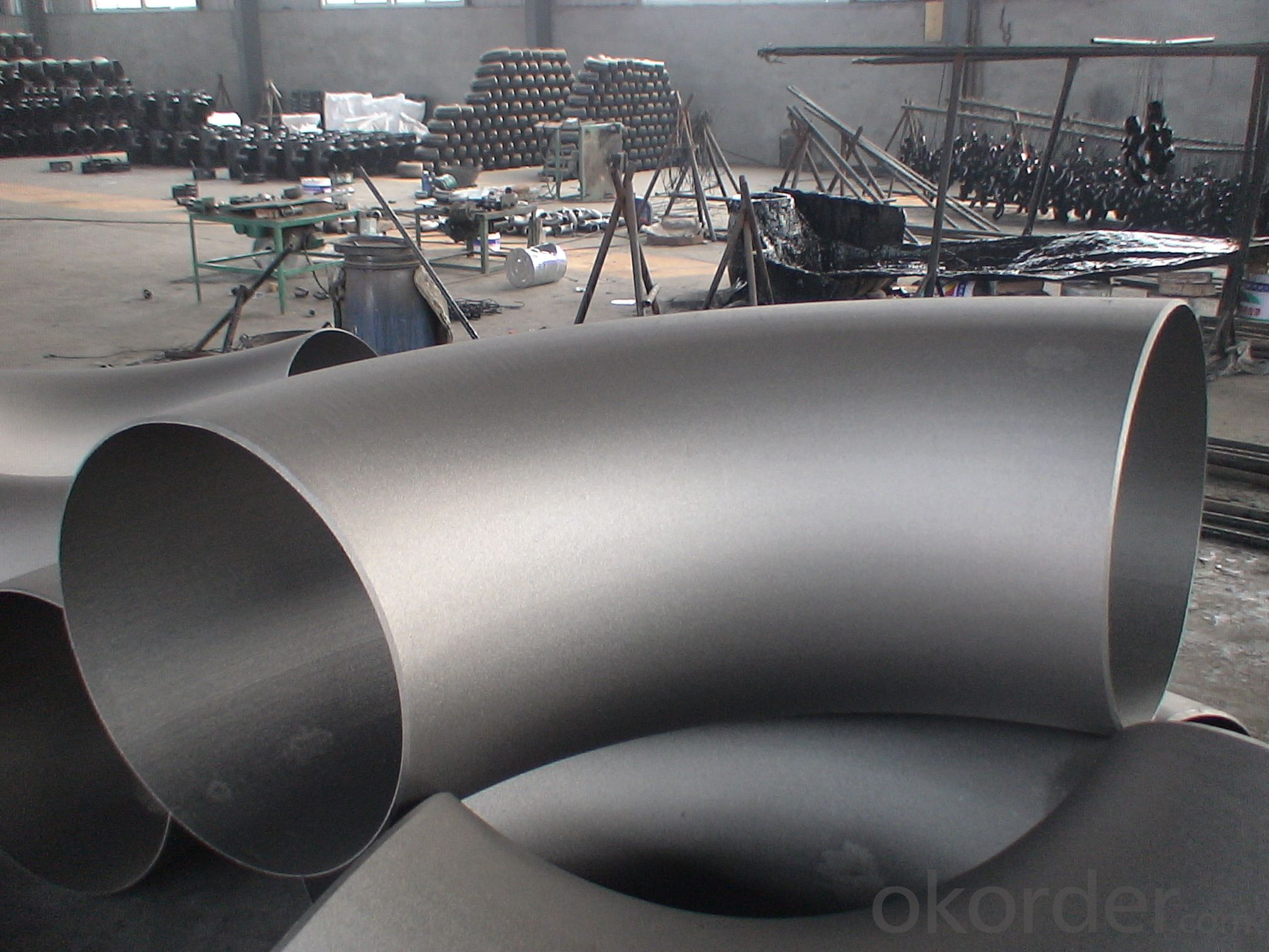 Carbon Steel Pipe Fittings LR BEND
