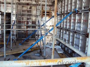 Aluminum Beam Formwork Girder For Slab Formwork