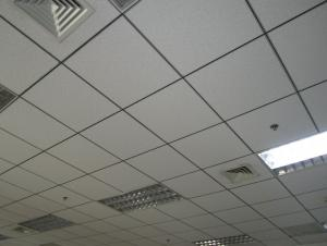 Acoustic Mineral Fiber Ceiling 12mm