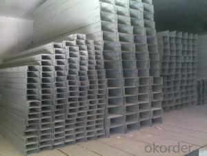 Channel hot dip galvanized cable tray