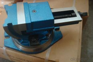 QBK125L TILTING MACHINE VICE