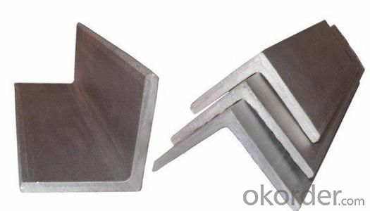 hot rolled Q235 steel angle bar