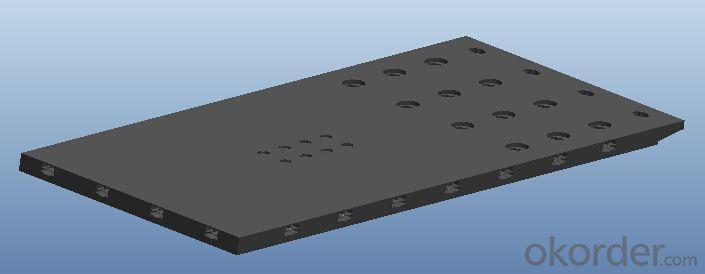 EANTE Square Column Formwork 600×1080×80