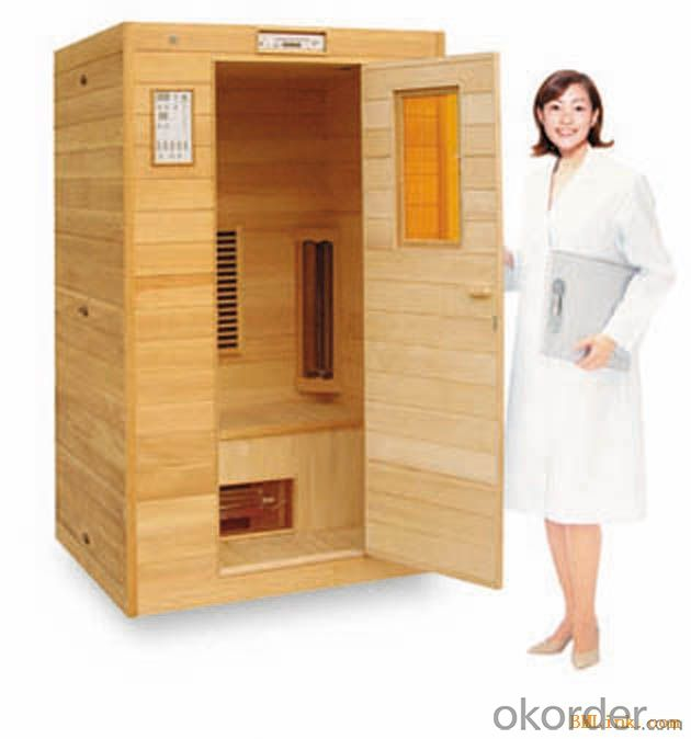 Full Biological Spectrum And Infrared Sauna Room
