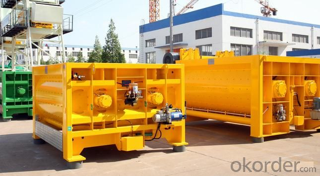 FANGYUAN Concrete Batching Machine PLD2400QD-Ⅳ