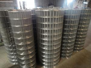 Plastic Coated Iron Wire Galvanzied After Welded Wire Mesh