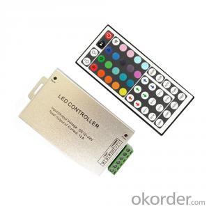 Aluminum shell RF 44 keys RGB controller