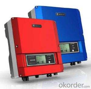 On grid solar inverter GW4200D-DI (High Frequency Isolated)