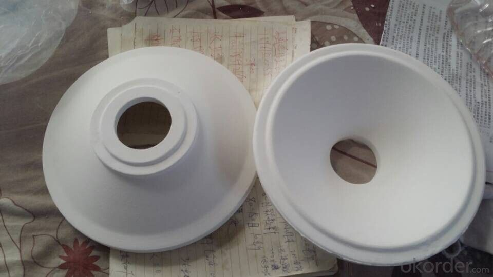 Refractory Quartz Orifice Ring