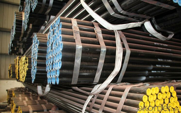 Scaffolding Black Steel Tube