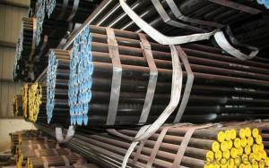 Scaffolding Black Steel Tube