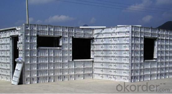 Aluminum Beams Formwork Girder