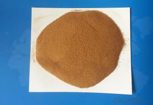 Naphthalene Sulfonate Formaldehyde  21% of Concrete Admixitures