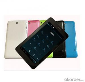 Tablet PC 7inch A23 Dual Core 2g Calling Tablet PC