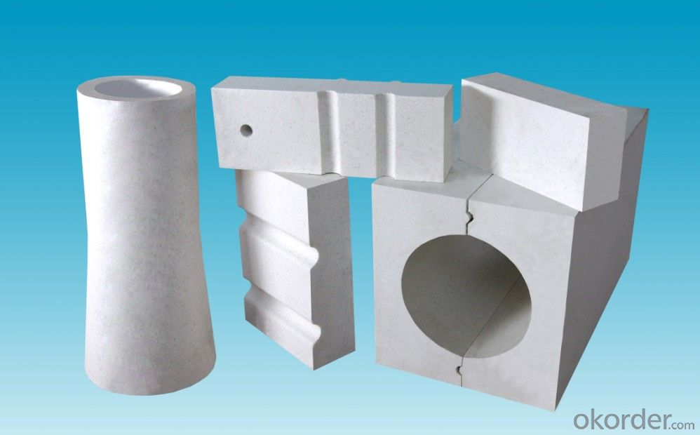 Magnetic Chrome Mullite Brick