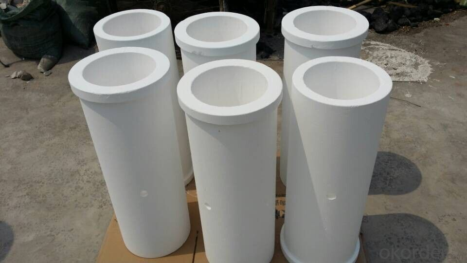 Refractory  Quartz Uniform Cylinder