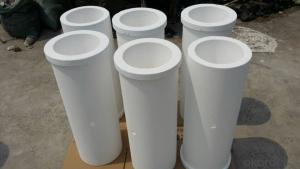 Refractory  Quartz Uniform Cylinder